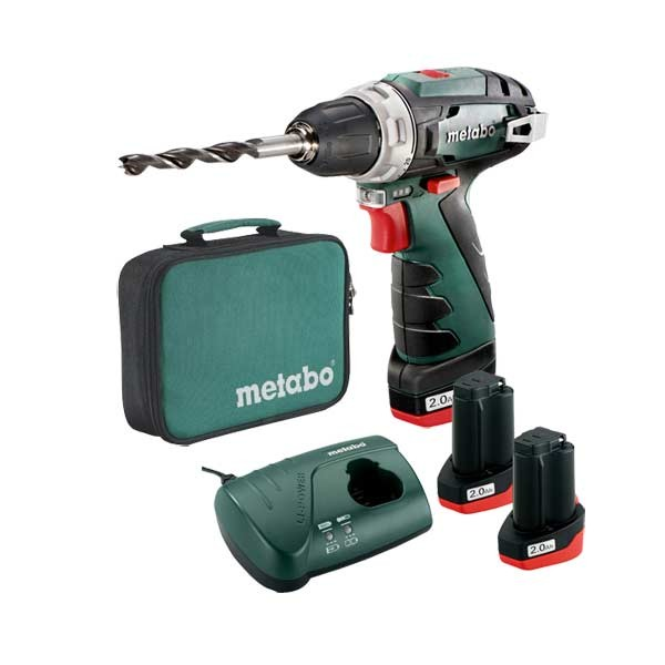 METABO POWERMAXX BS 10.8V