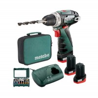 METABO POWERMAXX BS BASIC+SET