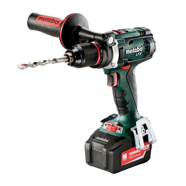Винтоверт METABO BS 18 LTX IMPULS
